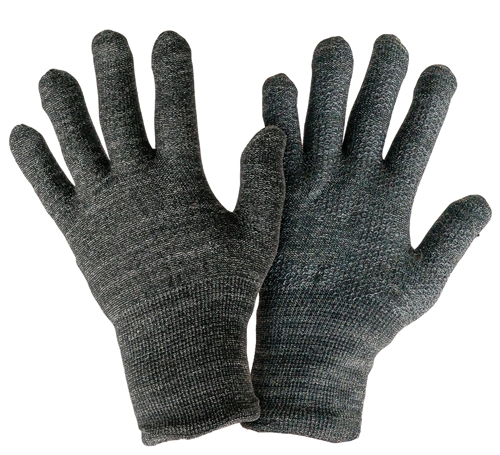 c2593bcd1ef51 Glider Gloves Winter Style Touchscreen Gloves - Black Grey Honeysuckle