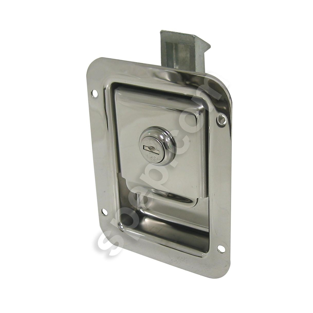 Stainless Small Paddle Latch