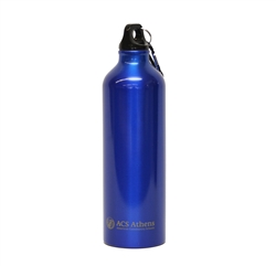 "G14_Eco-Friendly Water Bottle with ""I am a conscious citizen"" Logo"