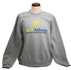 S02_Sweatshirt with Large ACS Athens Logo