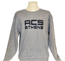 S04_Sweatshirt with Large ACS Athens Logo