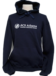 S11_Hooded Sweartshirt with ACS Athens Logo
