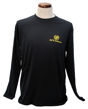 T01_Long Sleeve T-Shirt with Small ACS Athens Logo