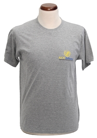 T9g_Oxford (Sport) Gray T-shirt with Large ACS Athens/Athletics logo_T16