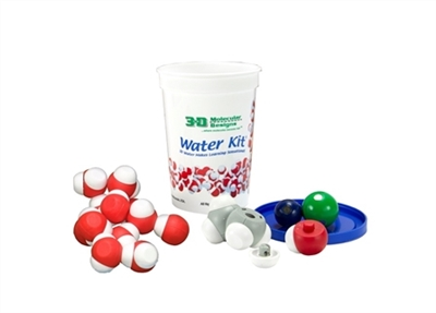 Water Kit - Magnetic Water Molecules