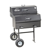 The Good One Open Range Generation III Smoker/Grill With Leg Kit