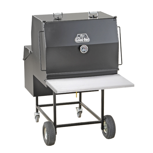 The Good One Marshall Generation III Smoker/Grill