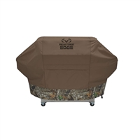 "RealTree Edge 52"" Grill Cover"