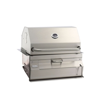 Fire Magic Built-In Stainless Steel Charcoal Grills