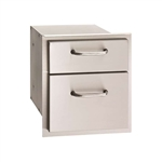 AOG Double Drawer