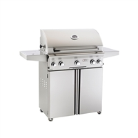 "AOG 30 Stand Alone Grill ""T"" Series with Back Burner, Side Burner, and Rotisserie Kit"