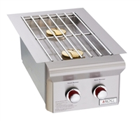 "AOG Built-In Side Burner 25,000 BTU's ""T"" Series"
