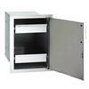 Fire Magic Select Single Door Double Drawers, 21-In x 14-in