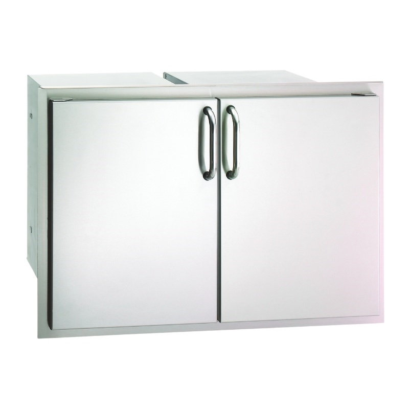 FireMagic Select Double Doors With Dual Drawers 21-In X 30-In  sc 1 st  The BBQ Authority & FireMagic Select Double Doors With Dual Drawers 21-In X 30-In ...