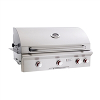 "AOG 36-in Built-In Grill ""T"" Series with Back Burner and Rotisserie Kit"