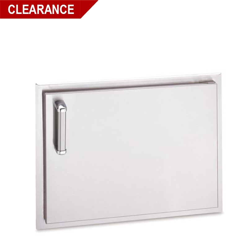 Fire Magic Single Door 14 In X 20 In   Right Hinge