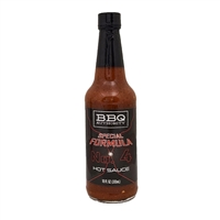 BBQ-Authority Special Formula No. 4 Hot Sauce - 10 oz