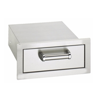 Fire Magic Flush Mounted Single Drawer Soft Close, 5-In x 14-In