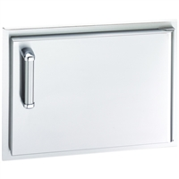 Fire Magic Flush Mounted Horizontal Single Door Soft Close, 18-In x 24-In