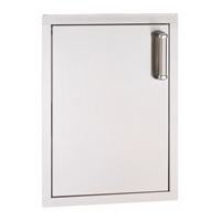Fire Magic Flush Mounted Single Door Soft Close, 25-In x 17-In
