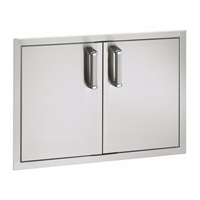 FireMagic Flush Mounted Double Doors, 21-In X 30-In