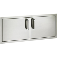 Fire Magic Premium Flush, Soft Close Double Access Doors