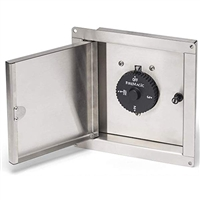 Fire Magic Stainless Steel Gas Timer Box - 1 Hour