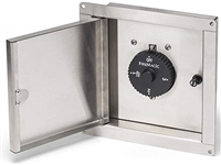 Fire Magic Stainless Steel Gas Timer Box - 3 Hour