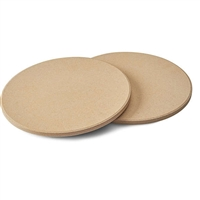 Napoleon 10 inch Pizza Stones 2 Set