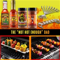 The Not-Hot-Enough Dad Perfect Gift Bundle