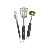 Napoleon 3 Piece Stainless Steel BBQ Toolset