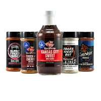 BBQ Authority Holiday Flavor Pack