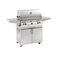 Fire Magic Aurora A540S Stand Alone Grill with Single Side Burner
