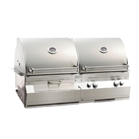Fire Magic Aurora A830I Built-in Gas/Charcoal Combo Grills