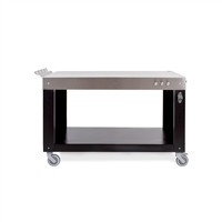 "Alfa Pizza 51"" W Table"