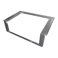 Built-In Grill Adapter for A.O.G and FireMagic Pre-Fabricated Islands - 24 inch
