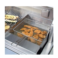 Alfresco Steamer/Fryer