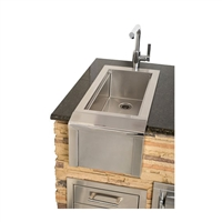 "Alfresco 14"" Sink & Beverage Center"