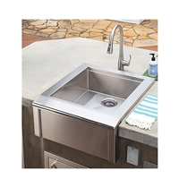"Alfresco 24"" Sink & Beverage Center"