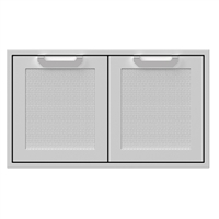 Hestan 36-in Double Sealed Pantry Storage Doors