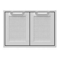 Hestan Outdoor Double Storage Doors