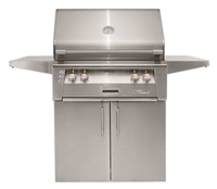 "Alfresco 30"" Standard Cart Grill"