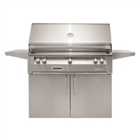 "Alfresco 42"" Standard Cart Grill"