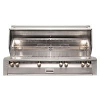 "Alfresco 56"" Built-In All Grill"