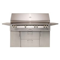 "Alfresco 56"" Luxury All-Grill"