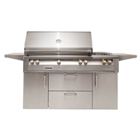 "Alfresco 56"" Luxury Deluxe Grill"