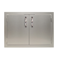 "Artisan 30"" Double Doors"