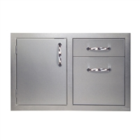 "Artisan 32"" Door, Drawer Combo Unit"