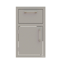 "Alfresco 17"" Door, Drawer Combo"