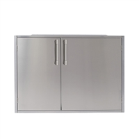 "Alfresco 30"" Low Profile Dry Storage Pantry, 21"" H"